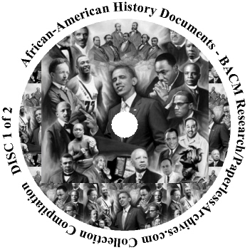 African-American History Month Compilation DVD-ROM 1