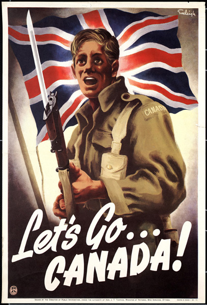 Canadian War Poster 1