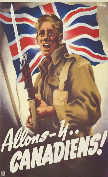 Canadian War Poster 2