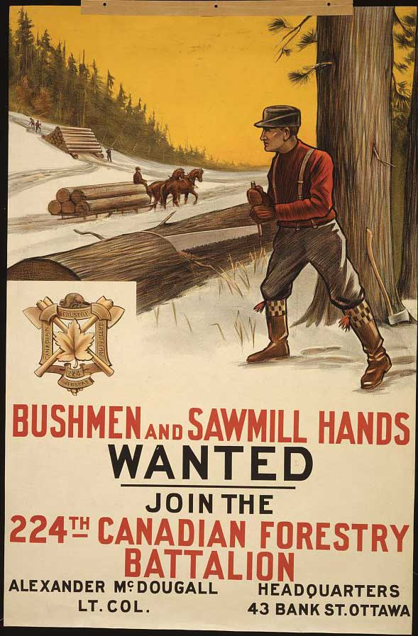 Canadian War Poster 4