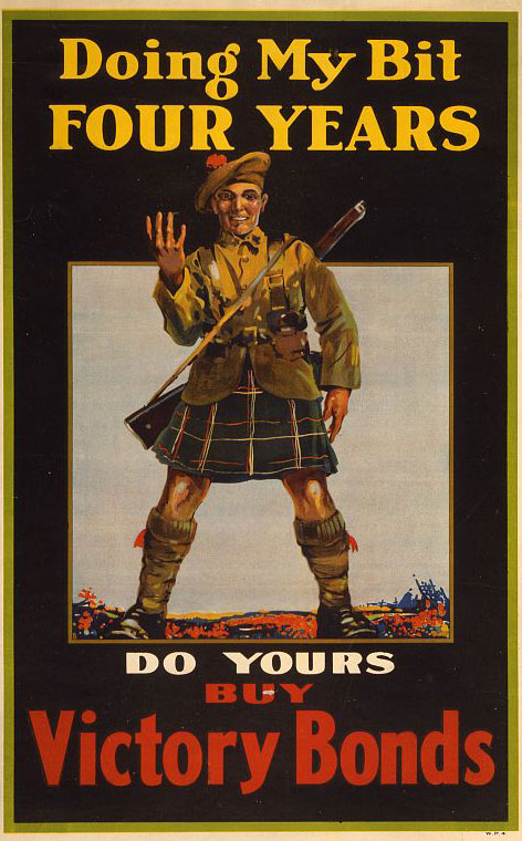 Canadian War Poster 5