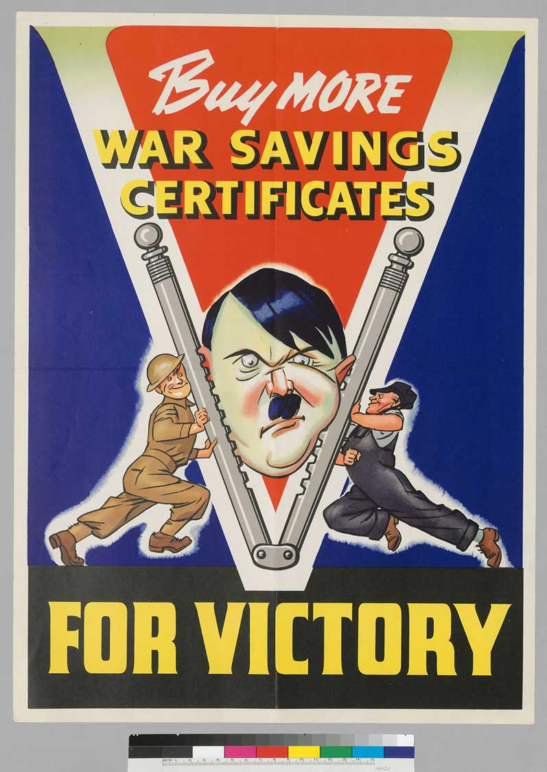 Canadian War Poster 7