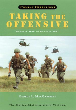 Cover Combat Operations Taking the Offensive