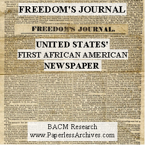 Freedom's Journal SQUARE 300