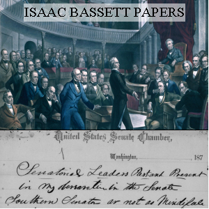 Isaac-Bassett-Papers-United-States-Senate-History
