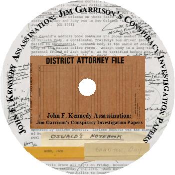Jim Garrison JFK Assassination
