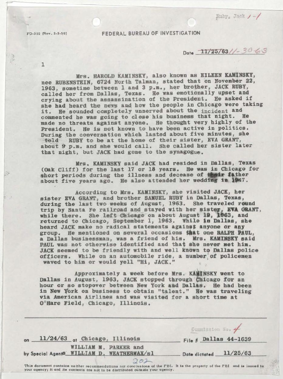 John-F-Kennedy-Assassination-Jack-Ruby-Warren-Commission-Vertical-Files-Page-2