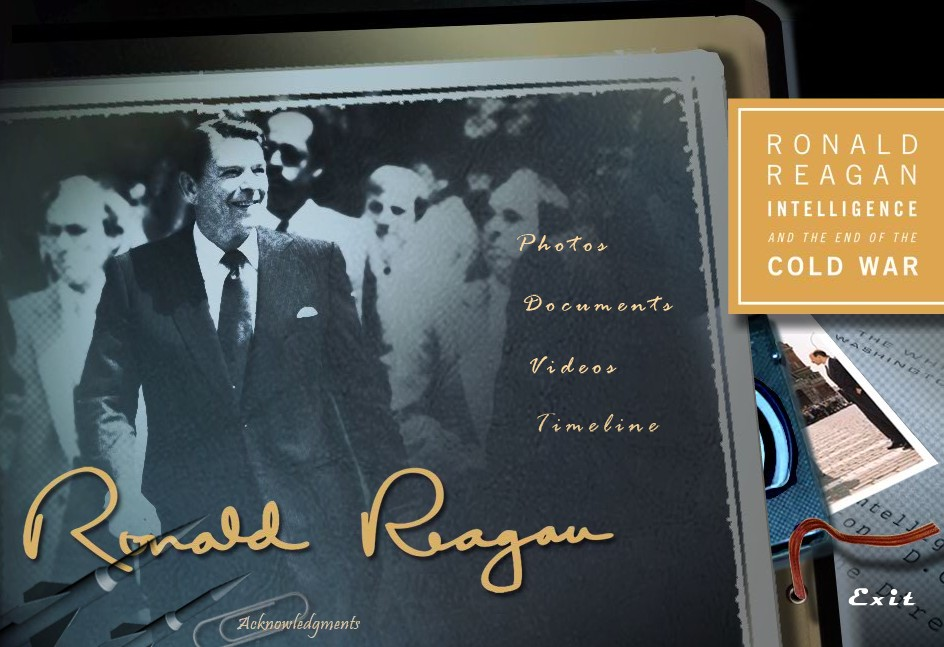 Ronald Reagan Cold War CIA Files 1