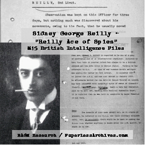 Sidney-George-Reilly-Documents