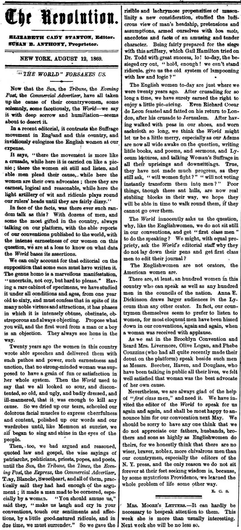 The-Revolution-Susan-B.-Anthony's-Suffrage-Women's-Rights-Newspaper-August-12,-1869