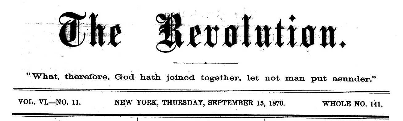 The-Revolution-Susan-B.-Anthony's-Suffrage-Women's-Rights-Newspaper-September-15,-1870