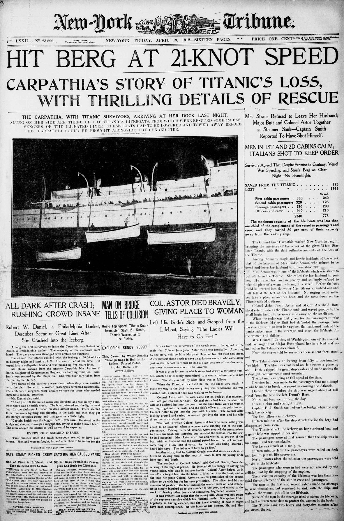 Titanic_Newspaper_Front_Page_1912-04-19_New-York_Tribune__April_19__1912__Page_1