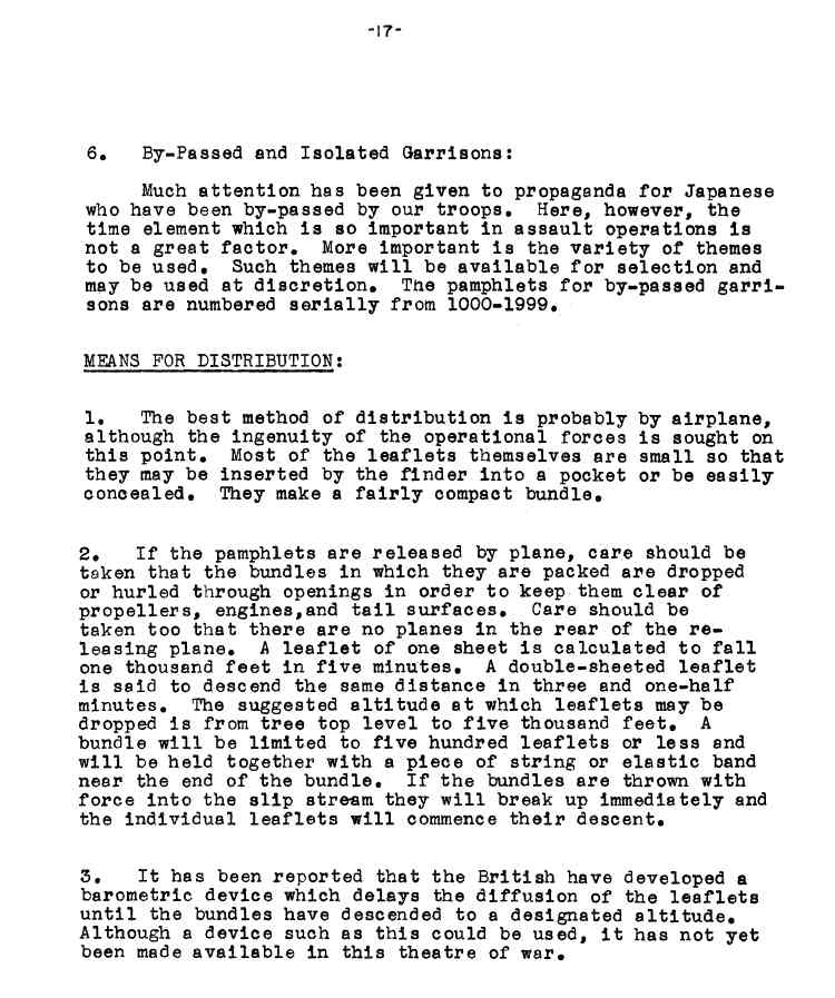 WWII-American-Psychological-Warfare-Leaflet-Report-Page17