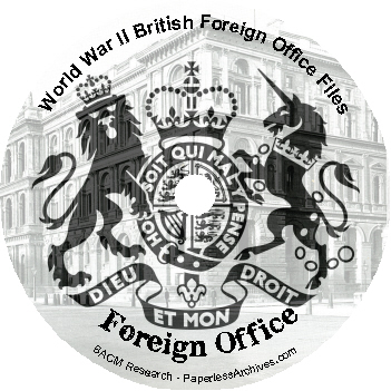 WWII-British-Foreign-Office-Files-DVD-ROM