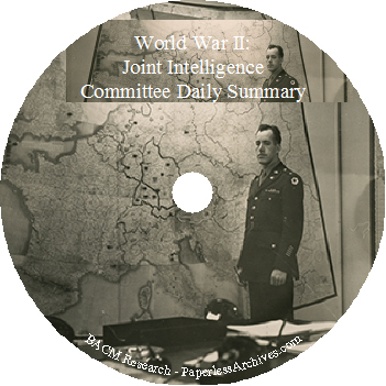 WWII-Joint-Intelligence-Committee-Daily-Summary-CD-ROM