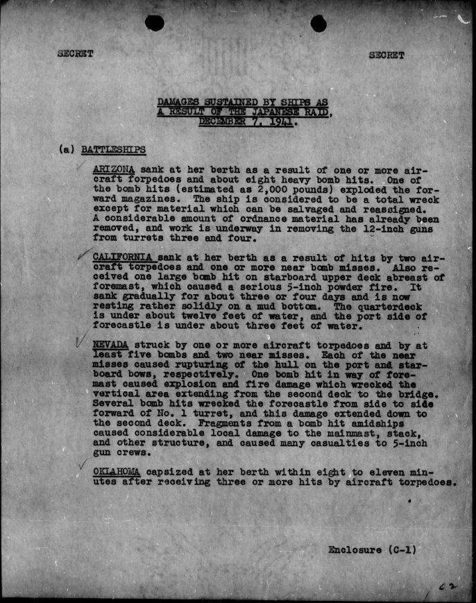 WWII-Pearl-Harbor-CINCPAC-Report-and-Commanding-Officer-Narratives-Pages-2