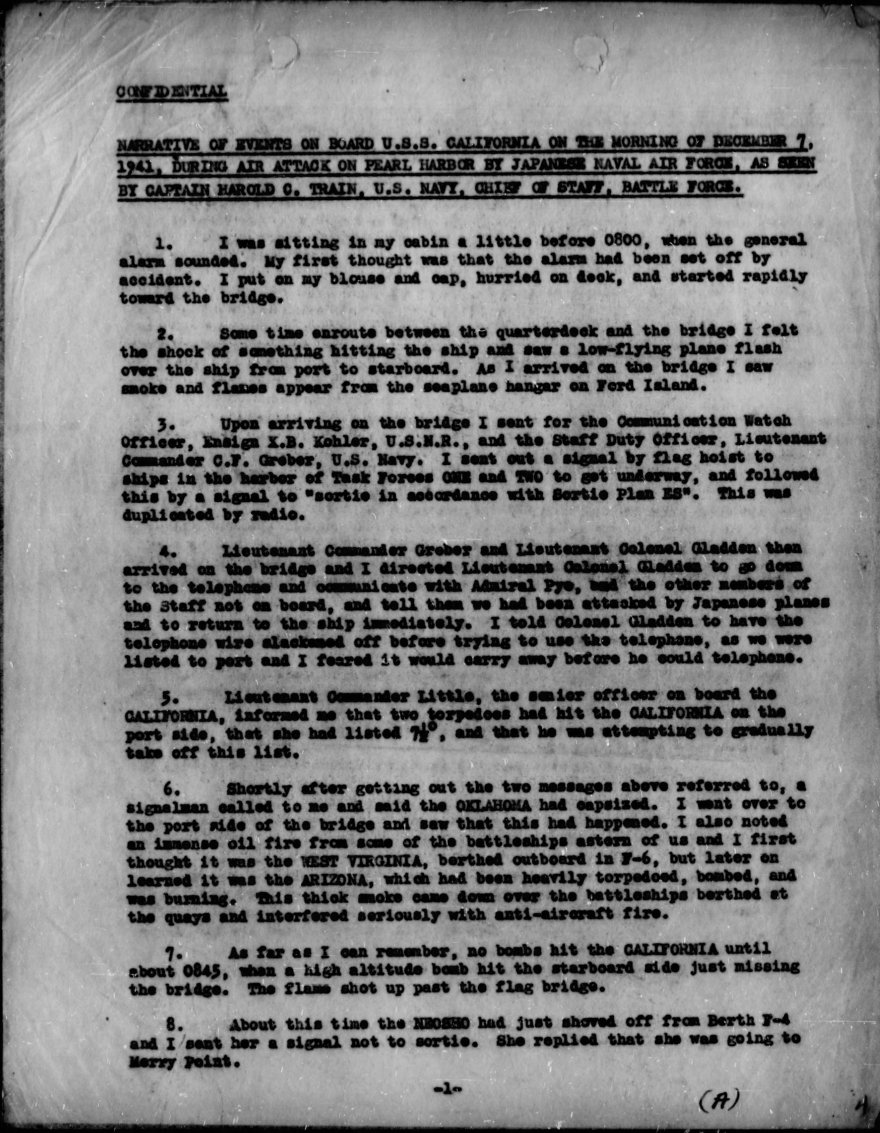 WWII-Pearl-Harbor-CINCPAC-Report-and-Commanding-Officer-Narratives-Pages-5