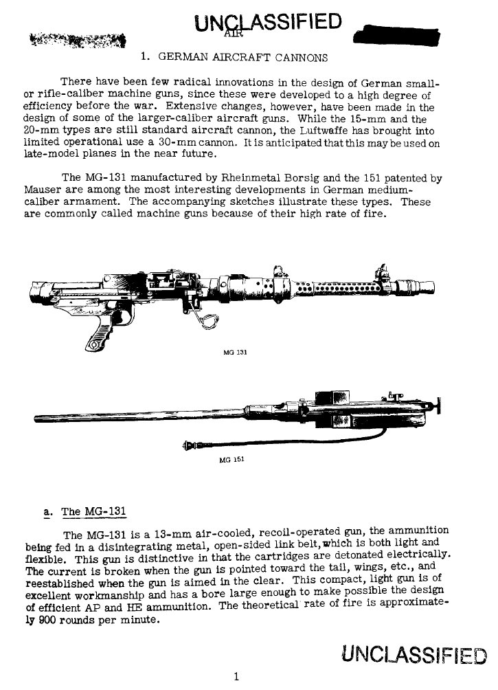WWII Intelligence Service Tactical And Technical Trends Bulletins Page 7